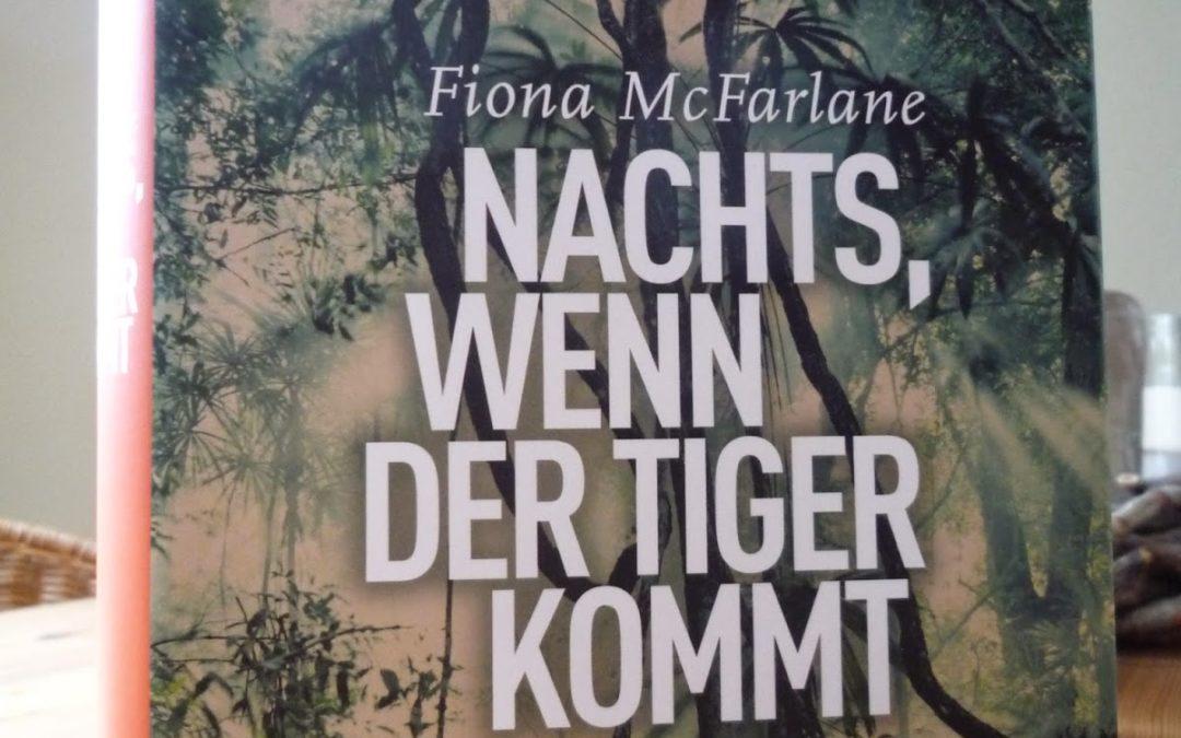 Nachts, wenn der Tiger kommt
