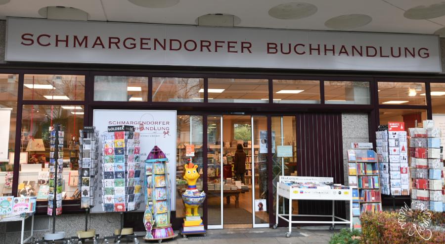 Eine meiner liebsten Buchhandlungen in Berlin