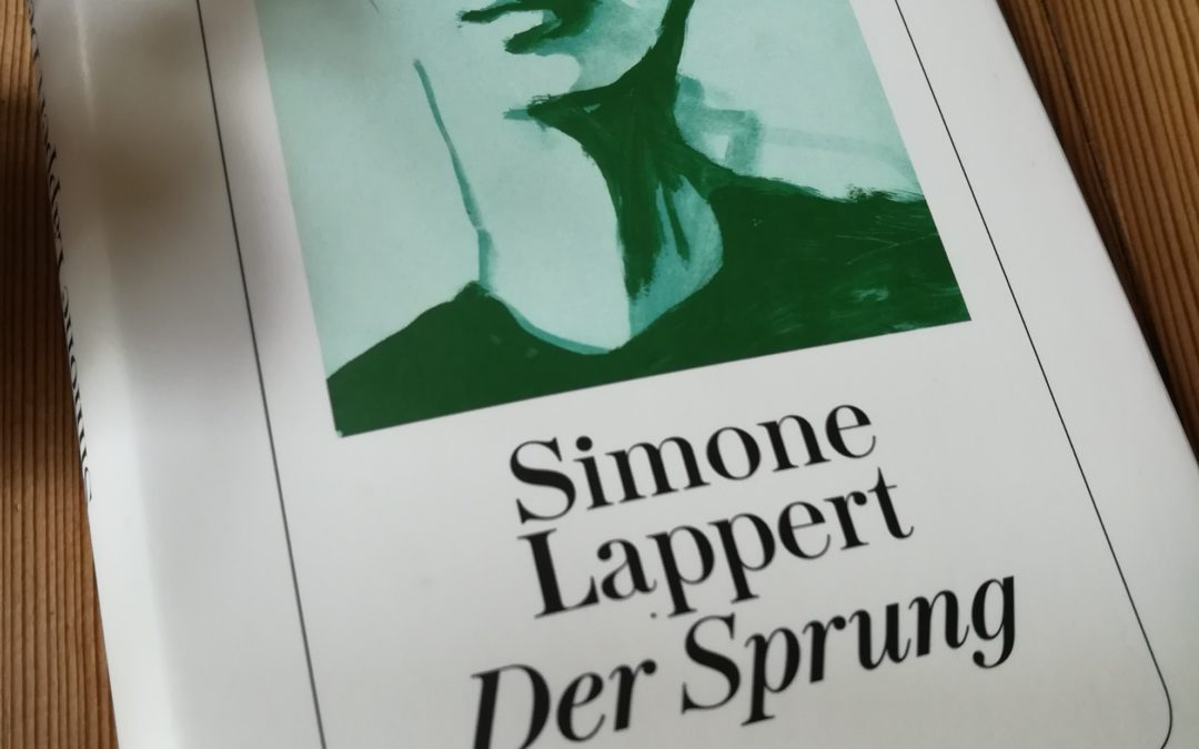 Der Sprung, von Simone Lappert