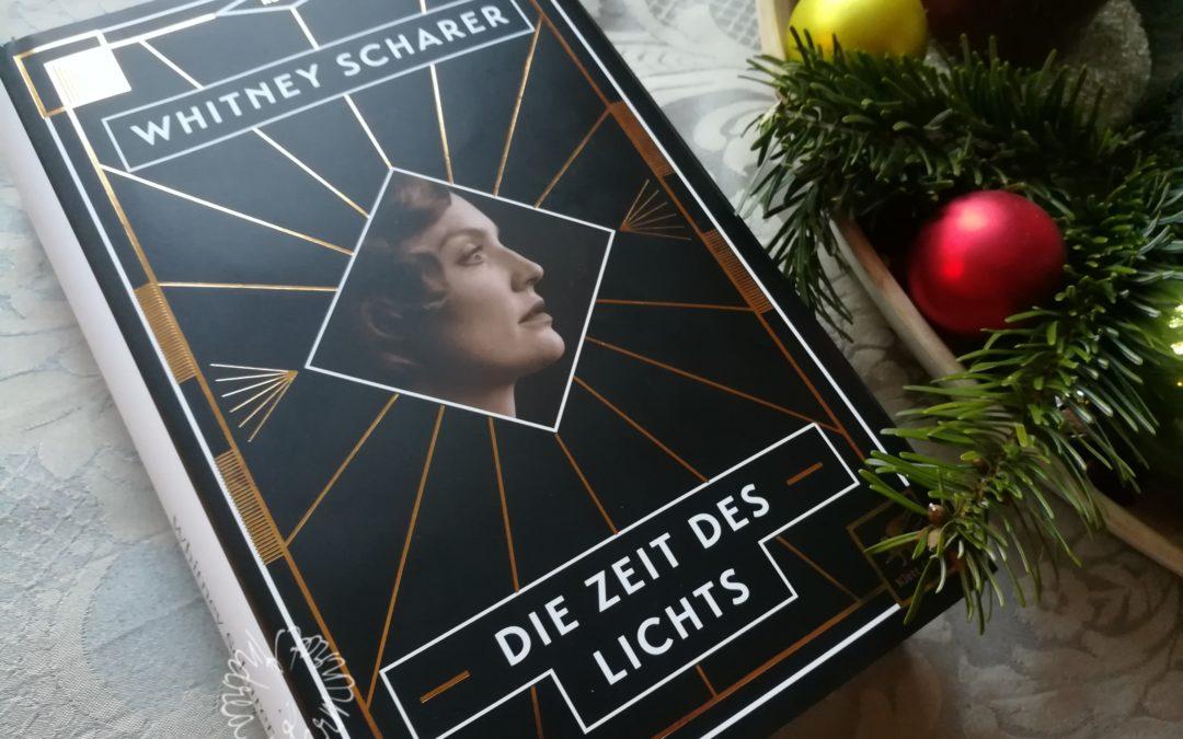"""""""Die Zeit des Lichts"""" von Whitney Scharer"""