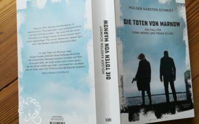 Die Toten von Marnow, von Holger Karsten Schmidt