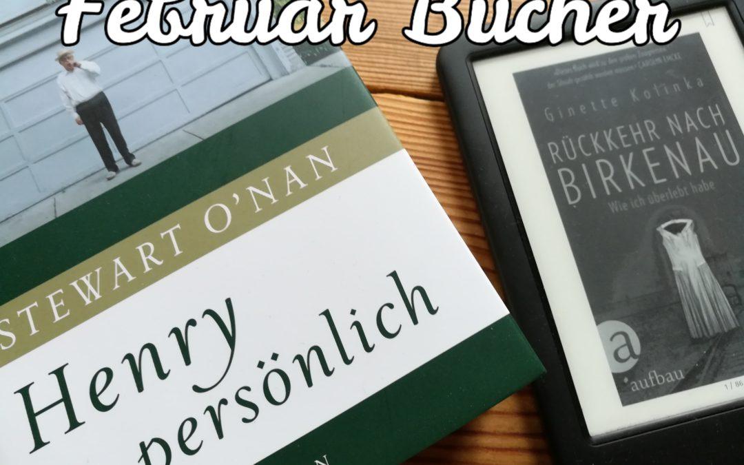 Lesemüdigkeit und die Februar-Bücher