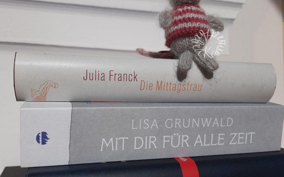 Bücher, die ich im August lesen möchte