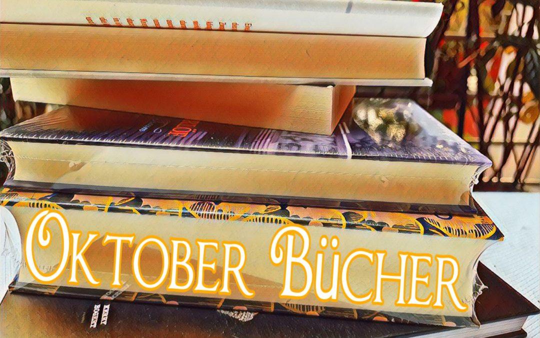 Meine Herbstbücher im Oktober