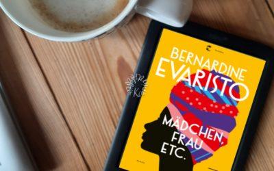 """""""Mädchen, Frau, etc"""" ein Roman von B. Evaristo"""