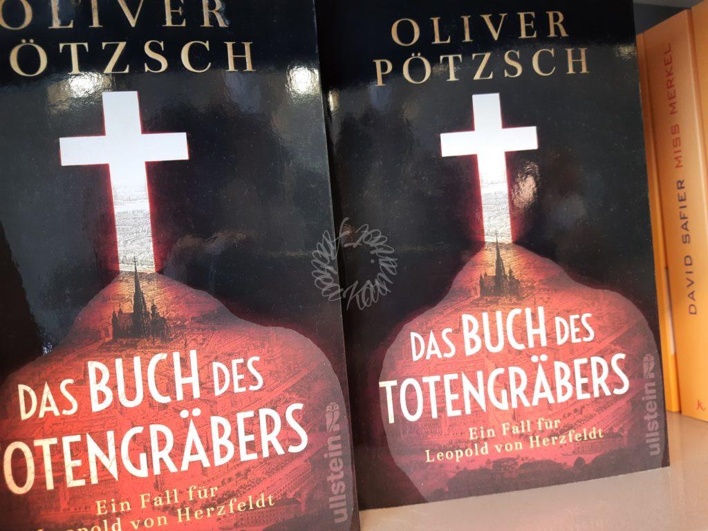 Das Buch des Totengräbers im Buchhandel