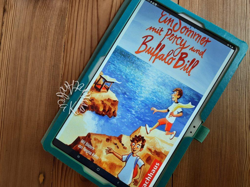 Sommer mit Percy Kinderbuch